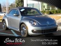 2016 Volkswagen Beetle Convertible Auto 1.8T Denim Convertible