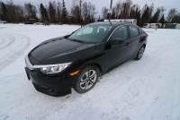 Certified Pre-Owned 2017 Honda Civic LX w/Honda Sensing in Anchorage, AK