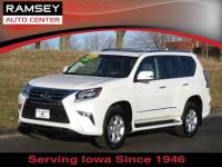 Used 2017 LEXUS GX GX 460 4WD For Sale near Des Moines, IA