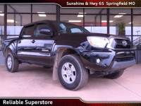 2015 Toyota Tacoma Base Truck 4WD For Sale in Springfield Missouri