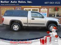 2007 Chevrolet Colorado LS 4WD