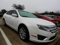 Pre-Owned 2012 Ford Fusion SEL Sedan For Sale in Frisco TX