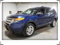 2012 Ford Explorer XLT 4WD LEATHER BACK UP CAMERA DUAL SUNROOF