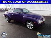 2004 Chevrolet SSR Base Truck Standard Cab For Sale in Madison, WI