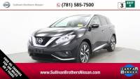 Certified Pre-Owned 2015 Nissan Murano Platinum SUV For Sale in Kingston, MA