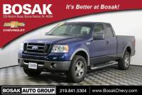 Pre-Owned 2007 Ford F-150 FX4 4WD Short Bed