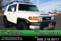 Certified Used 2014 Toyota FJ Cruiser AT 4WD V6 SUV for sale in Riverdale, UT