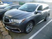 Certified Pre-Owned 2017 Acura MDX 3.5L w/Technology Package SUV For Sale in Fairfield, CA
