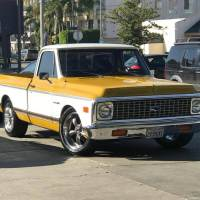 1972 Chevrolet Pickup -C10-SHORTBED- RESTORED CALIFORNIA BUILD -BIG BLOCK WITH 5 SPEED-FRAME OFF-