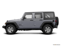 2017 Jeep Wrangler Unlimited Sport SUV