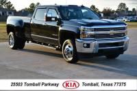 2015 Chevrolet Silverado 3500HD LTZ Truck Crew Cab near Houston in Tomball, TX