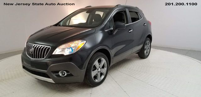 Photo 2013 Buick Encore AWD 4dr Leather