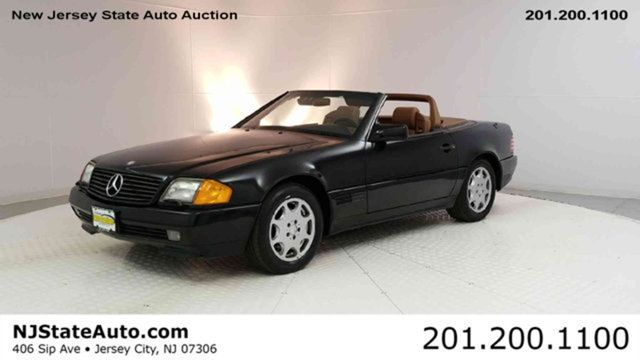 Photo 1992 Mercedes-Benz 500 Series 500 Series 2dr Coupe 500SL