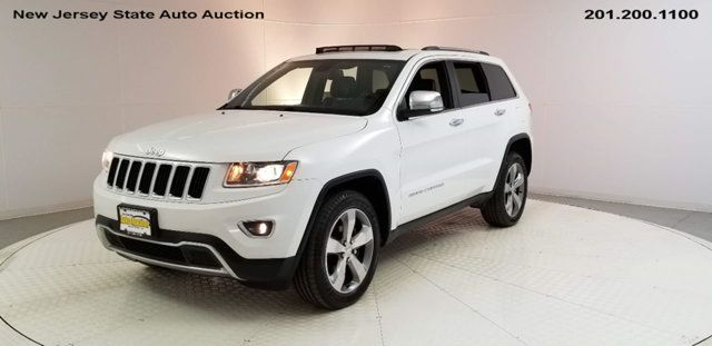 Photo 2014 Jeep Grand Cherokee 4WD 4dr Limited