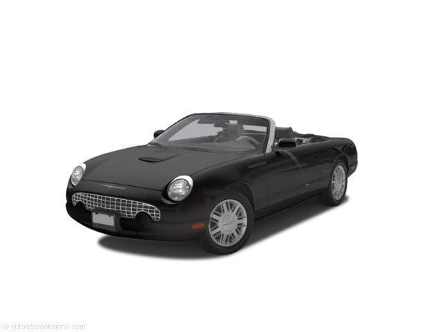 Photo Used 2003 Ford Thunderbird Convertible V-8 cyl For Sale in Surprise Arizona