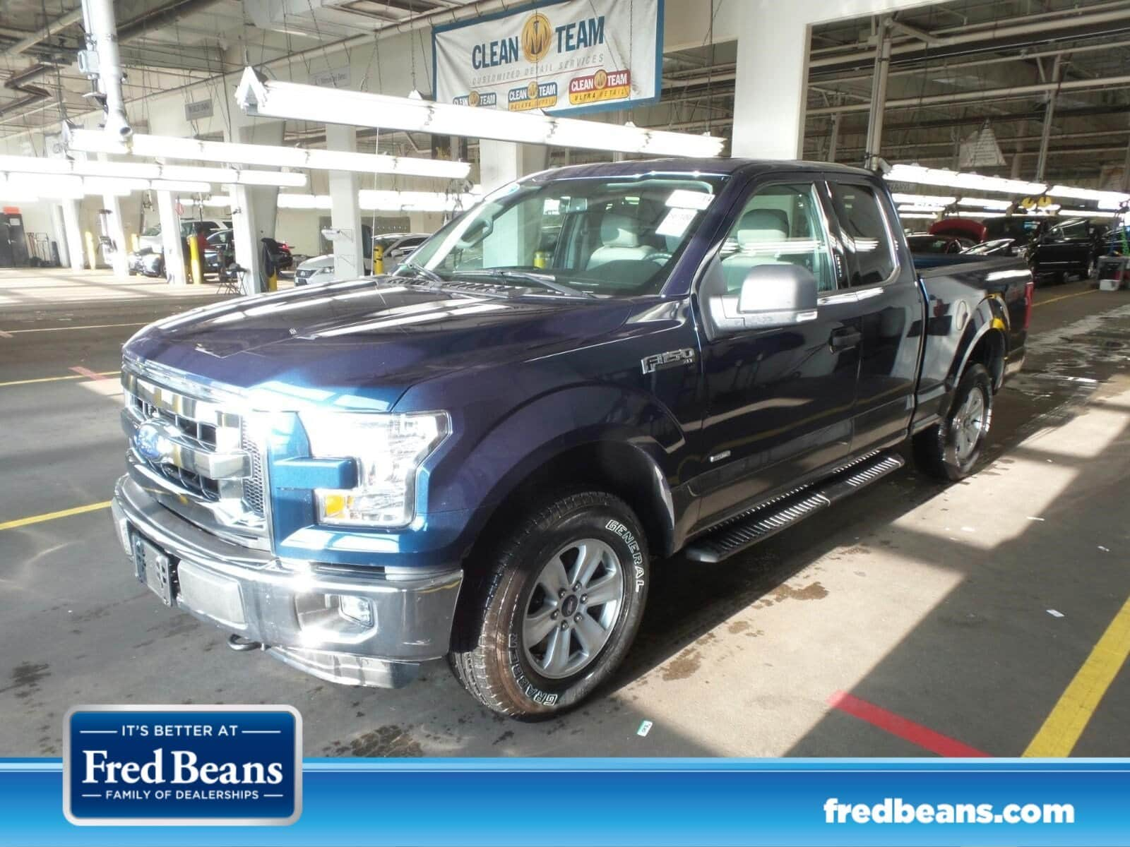 Photo Used 2015 Ford F-150 For Sale  Langhorne PA  1FTEX1EP5FFA08114