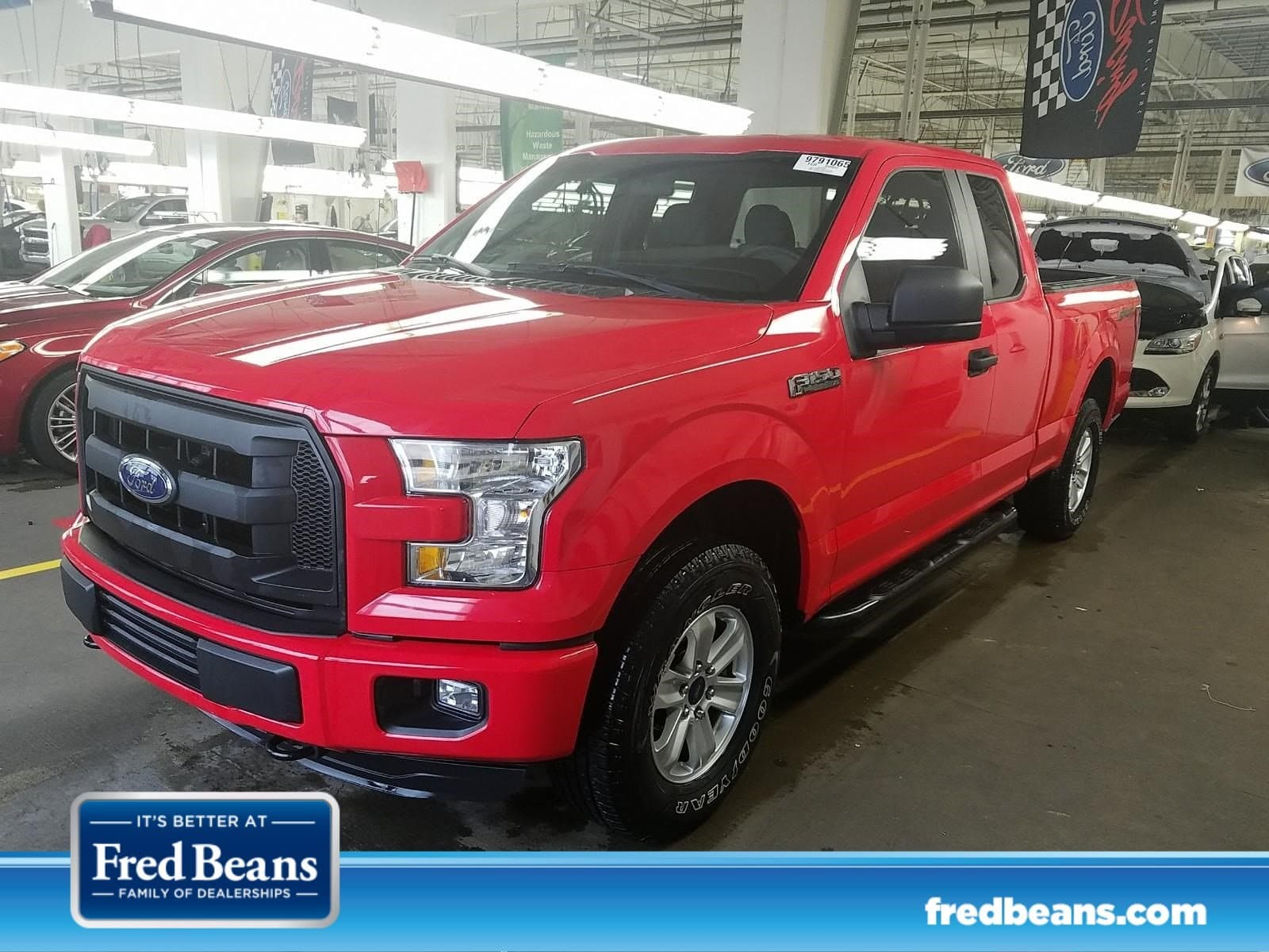 Photo Used 2015 Ford F-150 For Sale  Langhorne PA  1FTEX1E89FFC25562