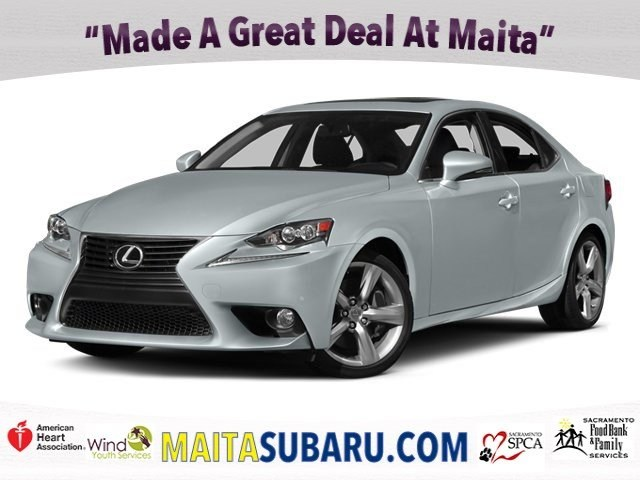 Photo Used 2014 LEXUS IS 350 350 Available in Sacramento CA