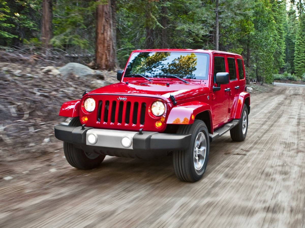 Photo 2014 Jeep Wrangler Unlimited Sport 4x4 SUV in Metairie, LA