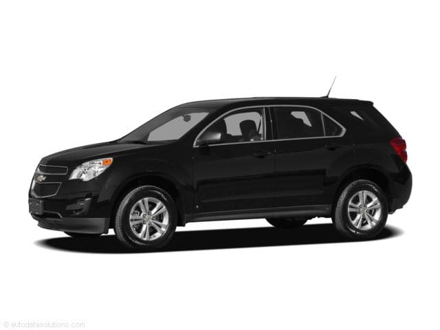 Photo Used 2012 Chevrolet Equinox LS SUV in Bowie, MD