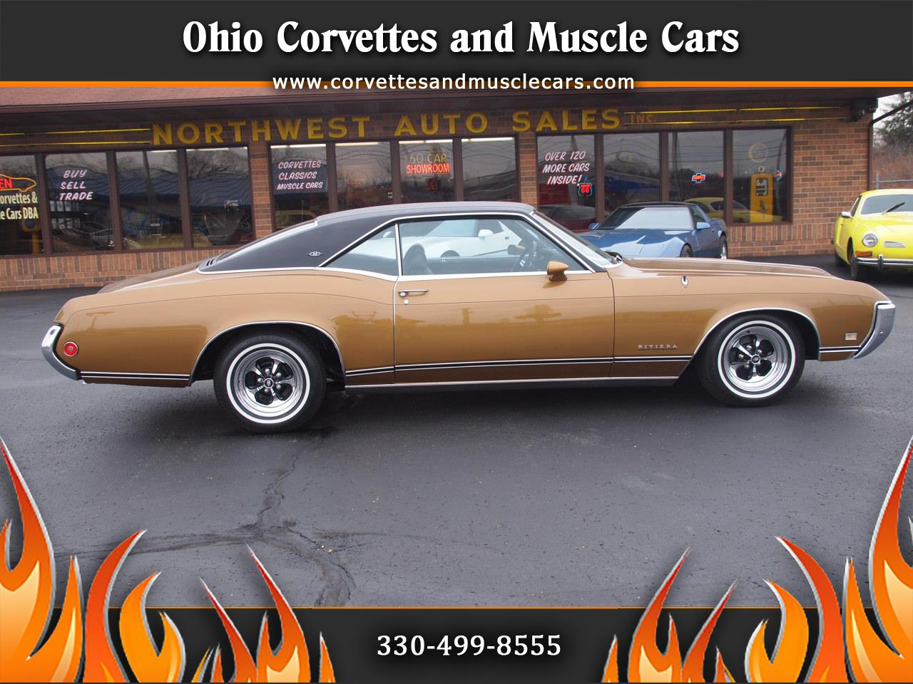 Photo 1969 Buick Riviera 2dr Coupe