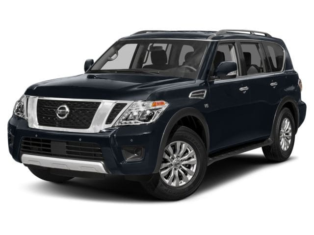 Photo Pre-Owned 2018 Nissan Armada SV SUV For Sale  Raleigh NC