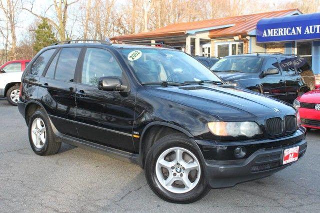 Photo 2002 BMW X5 3.0i