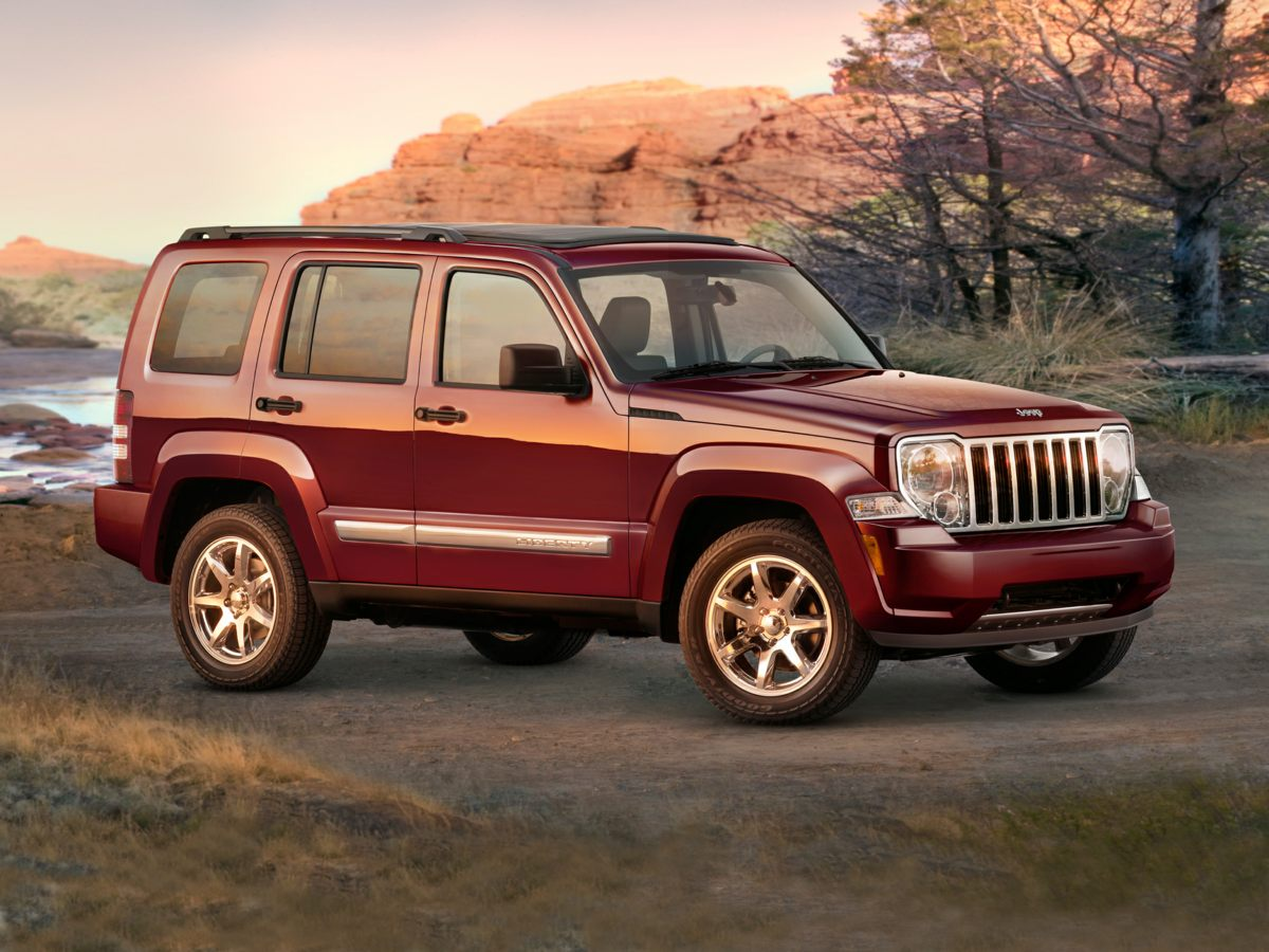 Photo Used 2009 Jeep Liberty Sport SUV For Sale in Paramus, NJ