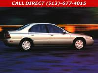 1996 Honda Accord Sdn Value Package 4dr Car