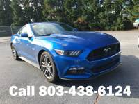 Pre-Owned 2017 Ford Mustang GT Premium RWD 2D Coupe