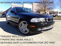 2001 BMW 330Ci Manual Very Clean 2 Owner Carfax