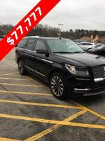 Home of the $500 Price Beat Guarantee: 2018 Lincoln Navigator Select SUV
