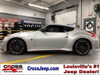 PRE-OWNED 2017 NISSAN 370Z NISMO TECH RWD 2D COUPE
