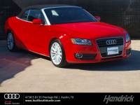 2012 Audi A5 2.0T Premium Plus Convertible in Franklin, TN
