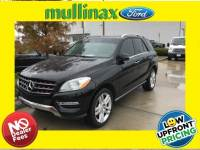 Used 2013 Mercedes-Benz M-Class ML 350 SUV V-6 cyl in Kissimmee, FL