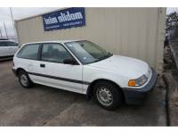 Used 1989 Honda Civic DX in Houston, TX