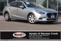 Pre-Owned 2017 Mazda Mazda3 4-Door Sport Auto
