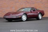 1993 Chevrolet Corvette 40th Anniversary Coupe