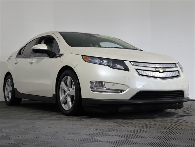 Photo Used 2013 Chevrolet Volt Base Hatchback For Sale in West Palm Beach, FL