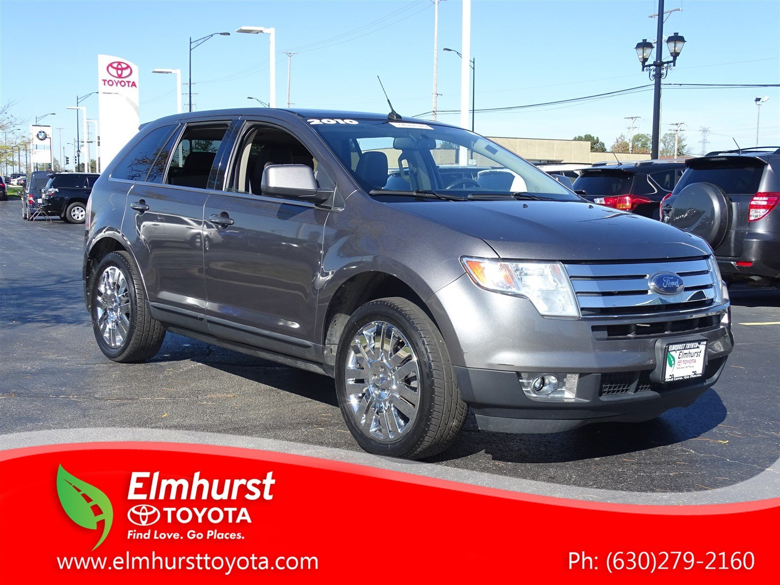 Photo Pre-Owned 2010 Ford Edge Limited FWD Station Wagon