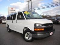 2017 Chevrolet Express 2500 LT Passenger Van