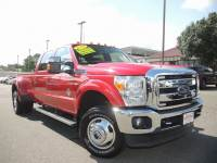 2015 Ford F-350 Lariat Super Duty Crew Cab Long Bed Truck