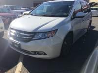 2014 Honda Odyssey Touring Elite Passenger Van