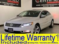 2014 Volkswagen CC SPORT NAVIGATION HEATED LEATHER SEATS BLUETOOTH DUAL POWER SEATS POWER MIRR
