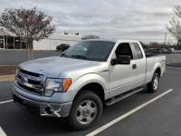 Used 2013 Ford F-150 4WD SuperCab 145 XLT Pickup