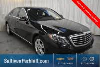 Certified Pre-Owned 2017 Mercedes-Benz S-Class S 550 4MATIC® 4MATIC® 4D Sedan 33556 miles