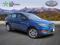Pre-Owned 2018 Ford Escape S FWD Sport Utility