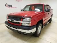 2003 Chevrolet Avalanche 1500 Base Truck Crew Cab 4x4 For Sale   Jackson, MI