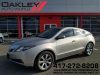 2010 Acura ZDX Advance Package