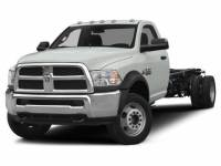2017 Ram 5500 Chassis Cab Tradesman Truck Regular Cab in Spartanburg